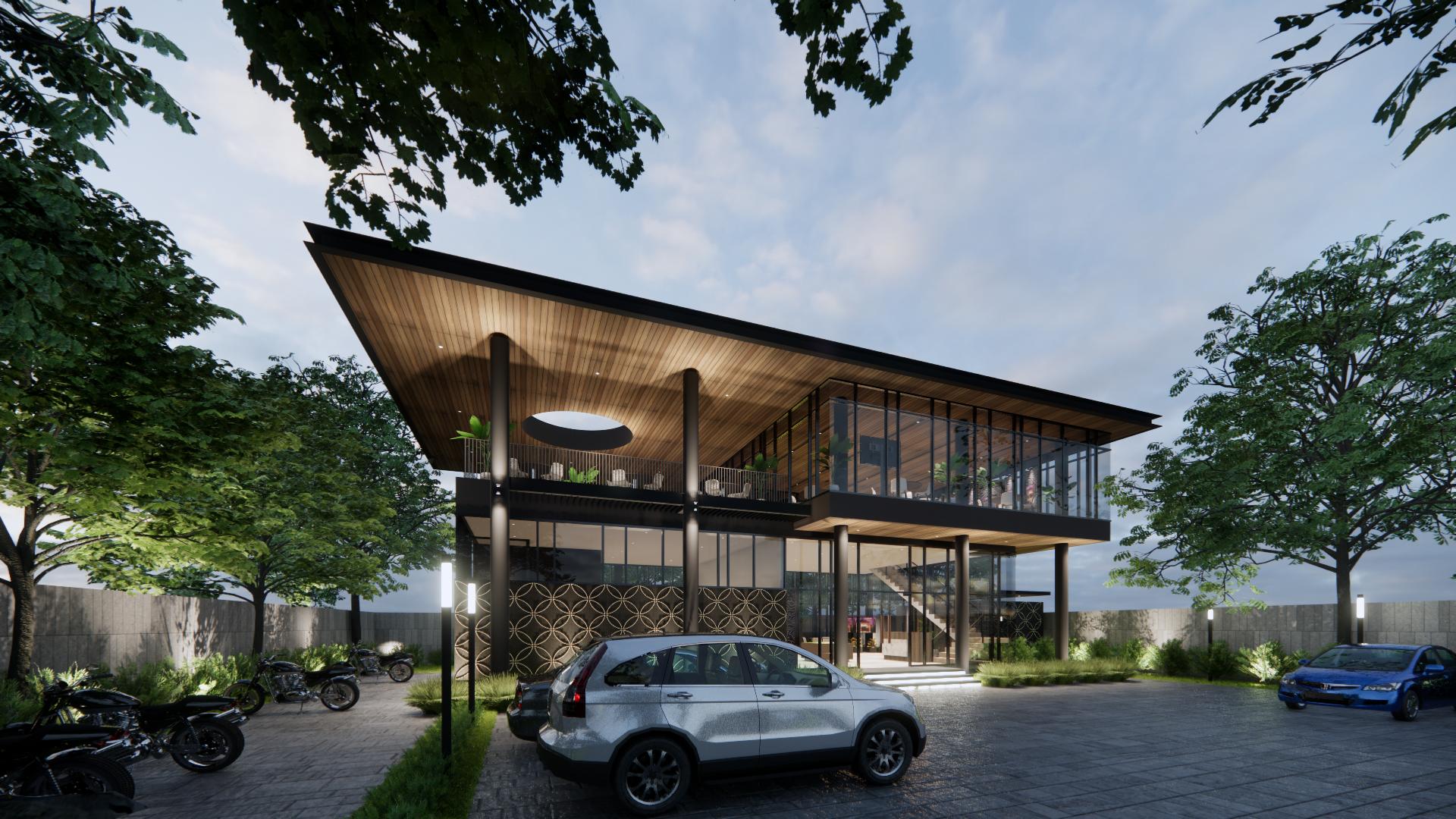 Batik Residence Marketing Gallery